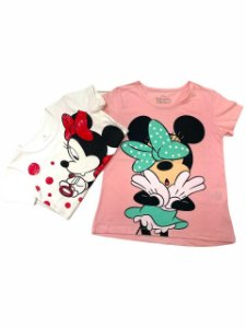Kit Camisetas Minnie Infantil