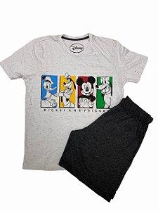 Pijama Juvenil Mickey & Amigos