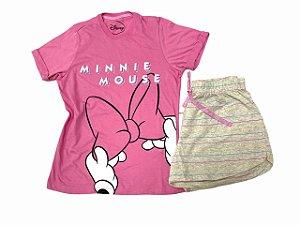 Pijama Infantil Minnie Mouse