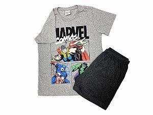 Pijama Marvel Masculino