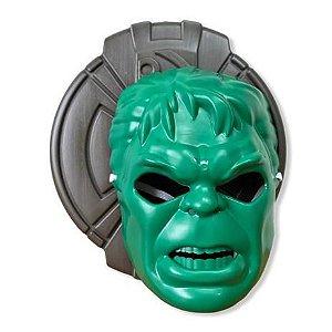 Mascara e escudo - Coleção Heróis - Hulk