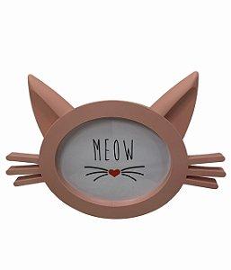 """Porta Retrato """"Meow"""""""