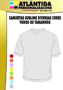 CAMISETAS COLOR