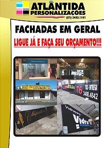 FACHADAS EM GERAL