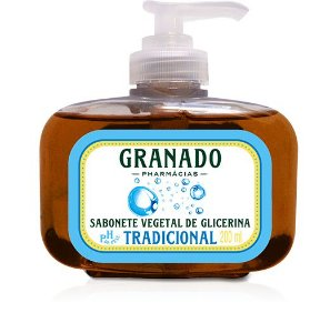 Sabonete Líquido Granado