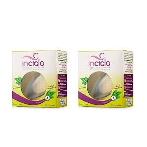 Inciclo Coletor Menstrual CLÁSSICO - Modelo A (2 unidades)