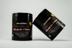 Revitalizador De Plásticos - Black New Polish - 350 G