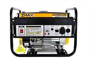 Gerador a Gasolina ZG2800GM ZMAX