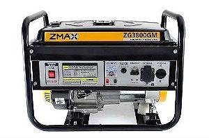 Gerador a Gasolina ZG3800GM ZMAX
