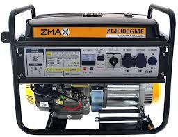 Gerador a Gasolina ZG8300GME ZMAX