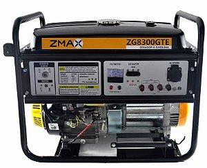 Gerador a Gasolina ZG8300GTE ZMAX