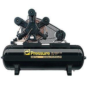 Compressor de Pistão Onix Press 60 Pés 425 Litros Trifásico - Pressure