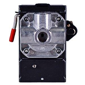 Pressostato Para Compressor 135-175 Psi 4 Vias Atm011 - Pressure