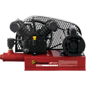 Compressor de Ar Poço Artesiano Art5,2V Monofásico - Pressure