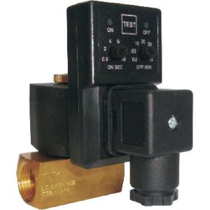 """Purgador Eletrônico para Redes de Ar 1/2"""" - Pressure"""