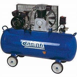 Compressor de Ar 100 - 2HP 100 Litros 220V - Gamma