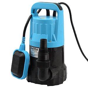 Bomba de Água Submersível 500W para Águas Limpas - Gamma