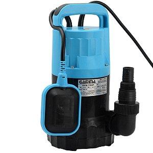 Bomba de Água Submersível 750W para Águas Limpas - Gamma