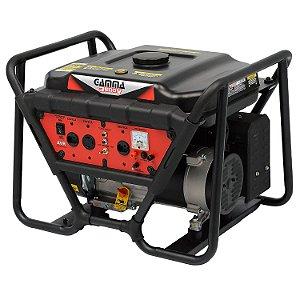 Gerador Monofásico a Gasolina 3500V - Gamma