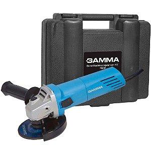 Esmerilhadeira Angular 750W com Kit - Gamma