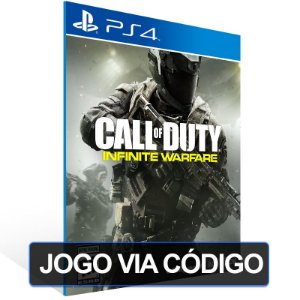 Call of Duty: Infinite Warfare - PS4 - Digital Código 12 Dígitos Brasileiro