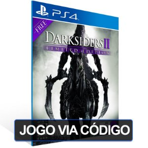 Darksiders II Deathinitive Edition - PS4 - Digital Código 12 Dígitos Brasileiro