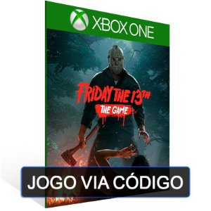 25 dígitos FRIDAY THE 13 TH THE GAME