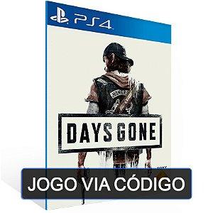 Days Gone DELUX EDITION - PS4 - DIGITAL CÓDIGO 12 DÍGITOS BRASILEIRO