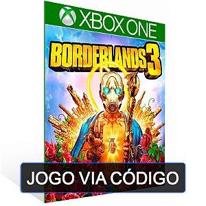 BORDERLANDS 3 - XBOX - CÓDIGO 25  DÍGITOS BRASILEIRO