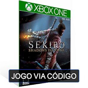 Sekiro : Shadows Die Twice - XBOX - CÓDIGO 25 DÍGITOS BRASILEIRO