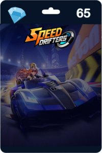 Cartão Garena Speed Drifters 65 Diamantes - Código Digital
