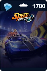Cartão Garena Speed Drifters 1700 Diamantes - Código Digital