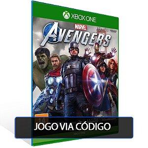 Marvel's Avengers - XBOX ONE - CÓDIGO DE 25 DÍGITOS BRASILEIRO
