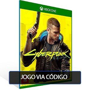 Cyberpunk 2077 - Xbox One - Codigo de 25 Digitos - Pre Venda