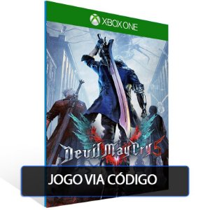 Devil May Cry 5 (with Red Orbs)  - XBOX - CÓDIGO 25  DÍGITOS BRASILEIRO