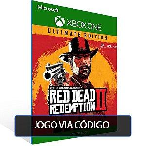 Red Dead Redemption 2: Ultimate Edition - XBOX - CÓDIGO 25  DÍGITOS BRASILEIRO