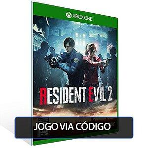 RESIDENT EVIL 2  - XBOX - CÓDIGO 25  DÍGITOS BRASILEIRO