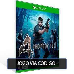 RESIDENT EVIL 4  - XBOX - CÓDIGO 25  DÍGITOS BRASILEIRO