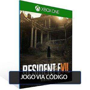 RESIDENT EVIL 7 - XBOX - CÓDIGO 25  DÍGITOS BRASILEIRO