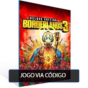 Borderlands 3 deluxe edition  - XBOX - CÓDIGO 25  DÍGITOS BRASILEIRO