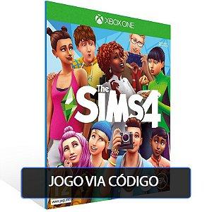 The SIMS 4 - XBOX - CÓDIGO 25  DÍGITOS BRASILEIRO