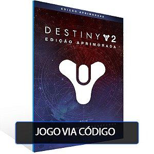 Destiny 2: Edição Aprimorada  - Código 25 dígitos - Xbox One