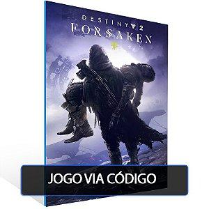 Destiny 2: Renegados - Código 25 dígitos - Xbox One