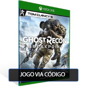 Ghost Recon Breakpoint- Código 25 dígitos - Xbox One