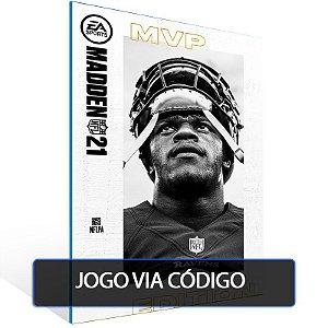 Madden NFL 21 MVP Edition - Código 25 dígitos - Xbox One