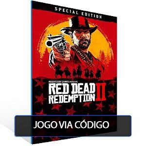Red Dead Redemption 2: Edição Especial - Código 25 dígitos - Xbox One