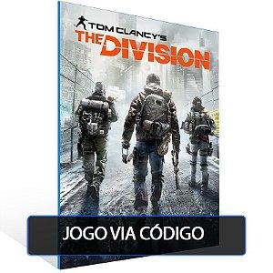 The Division  - Código 25 dígitos - Xbox One