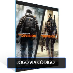 The Division Franchise Bundle  - Código 25 dígitos - Xbox One
