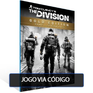 The Division Gold Edition  - Código 25 dígitos - Xbox One