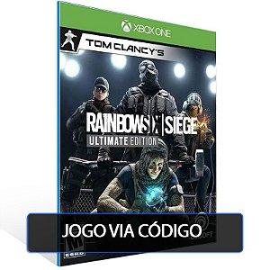 Tom Clancy's Rainbow Six®️ Siege Ultimate Edition - Código 25 dígitos - Xbox One